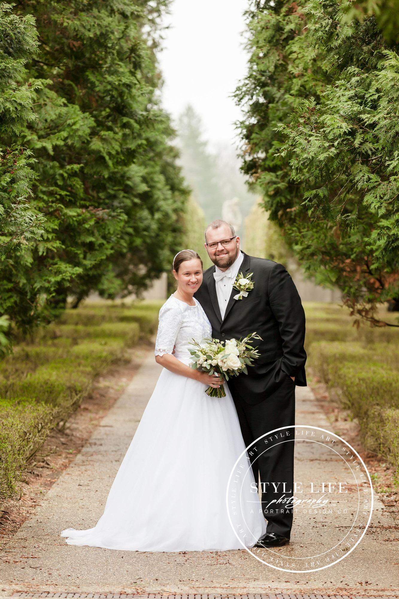 577e072fcc5 Romantic   Rainy Early Spring Wedding - Cynthia   Nevin - Style Life ...
