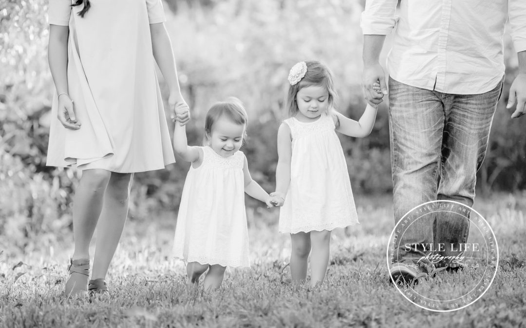 Natural Style Family Session – Miller's