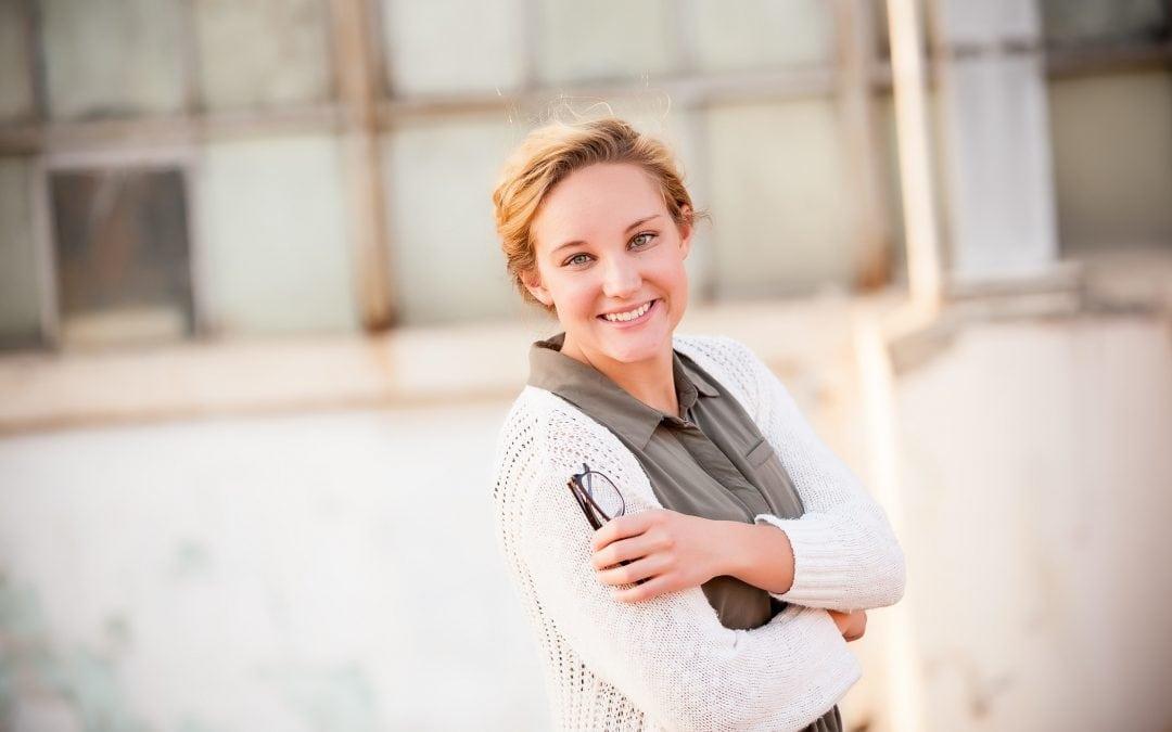 Sunlit Urban Senior – Kristi