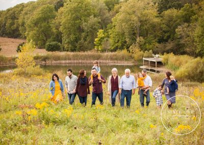Autumn Extended Family Session – Radabaugh's