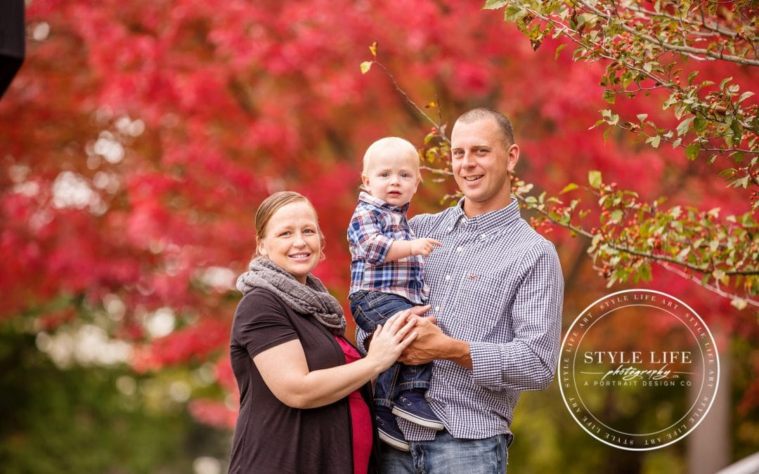 Outdoor Maternity/Family Session – A Little Man and His Growing Family