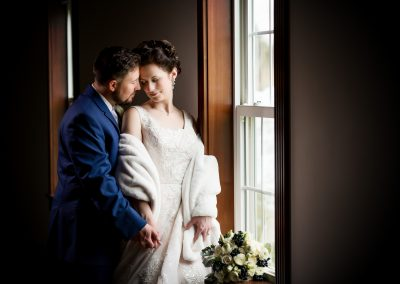 A Wintery New Year Wedding – Tyler & Megan
