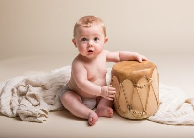 Milestone Session – Happy Little Man Ryan